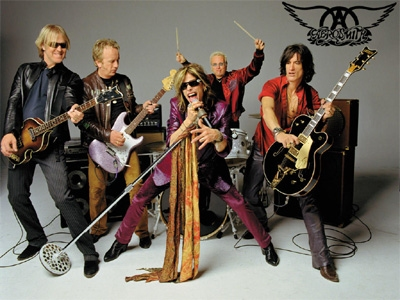 Aerosmith Band Together