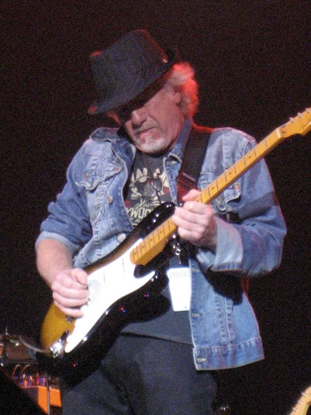 Aerosmith Brad Whitford Rocking the Guitar