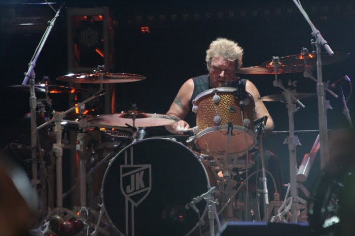 Aerosmith Joey Kramer Drumming