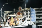 Aerosmith Joey Kramer Awesome Drum Set Girl