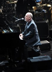 Billy Joel On the Piano