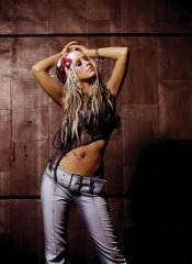 Christina Aguilera SexyTummy