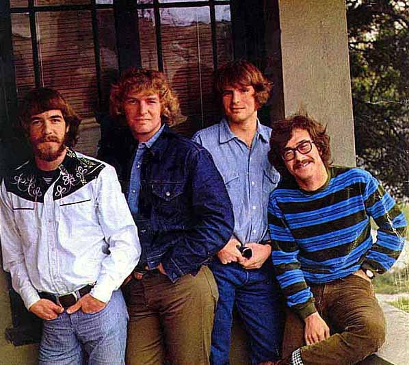Creedence Clearwater Revival Together Against Building