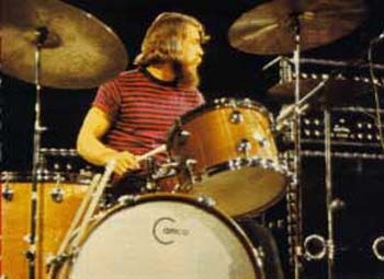 Creedence Clearwater Revival Doug Clifford On Drums