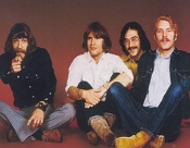 Creedence Clearwater Revival Band Sitting