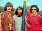 Creedence Clearwater Revival Band Together