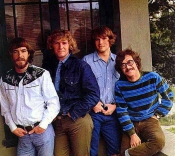 Creedence Clearwater Revival Band Together Against Building