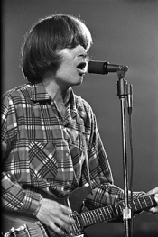 Creedence Clearwater Revival John&nbsp;Fogerty Singing