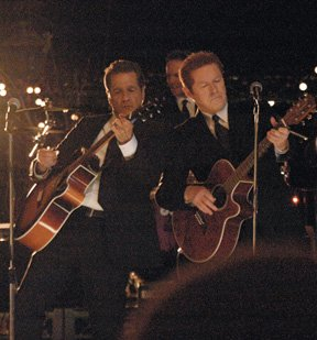 Don Henley and GlennFray Live