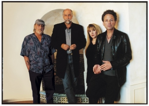 Fleetwood Mac Band Together Against Wall