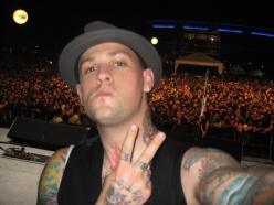 Benji Madden Videos and News