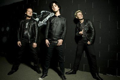 Green Day Standing