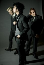 Green Day in Suits
