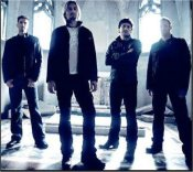 Nickelback Band Posing