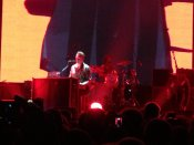 Josh Homme On Piano
