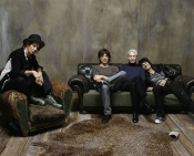 Rolling Stones Band On the Couch