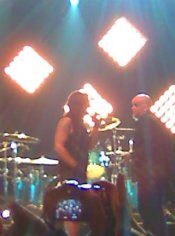 Dave Grohl at End of Show