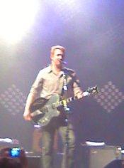 Josh Homme Singing