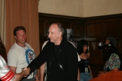 The Who Pete Townshend Shaking Hands at VH1