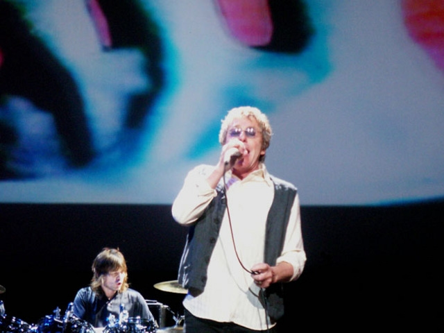 The Who Roger Daltrey Singing