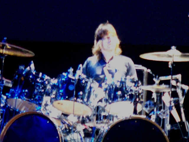 The Who Zak Starkey On Drums
